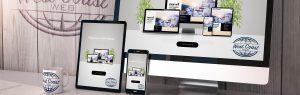 responsive design suite desk & mug (slim)